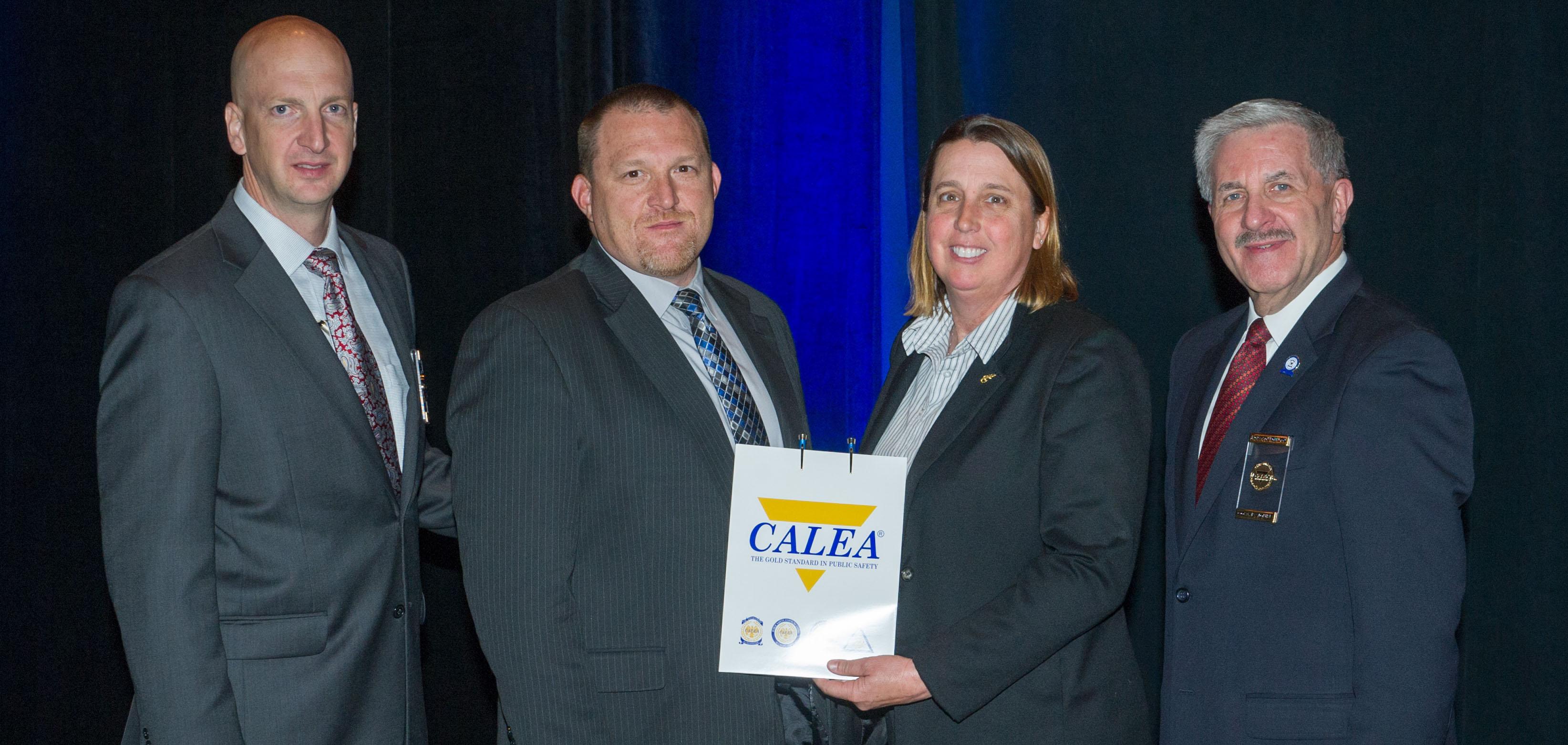 CALEA Award Presentation