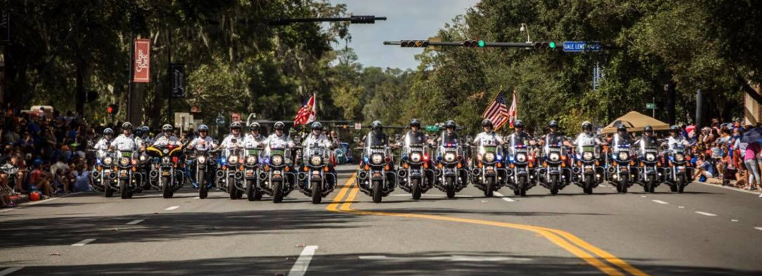 UPD Motorcycle Unit