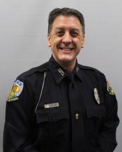 Photo of Officer Henri Belleville
