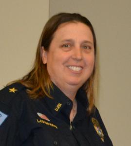 Picture of Chief Linda Stump-Kurnick